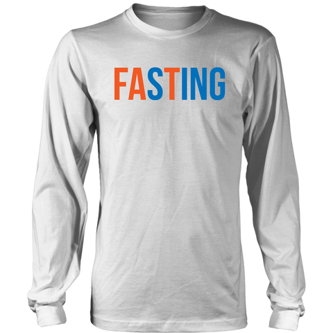 Fasting - Long Sleeve Shirt