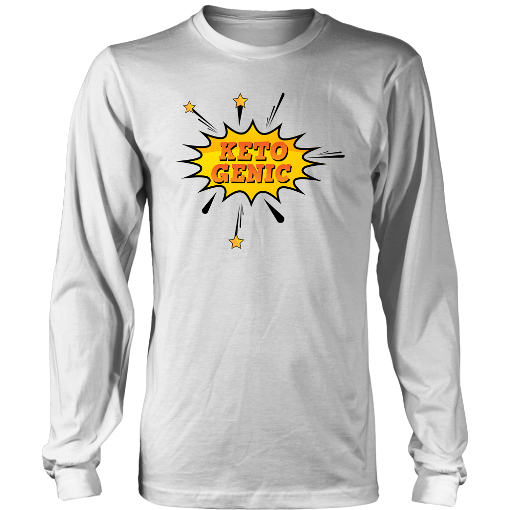 Ketogenic POW! - Long Sleeve Shirt