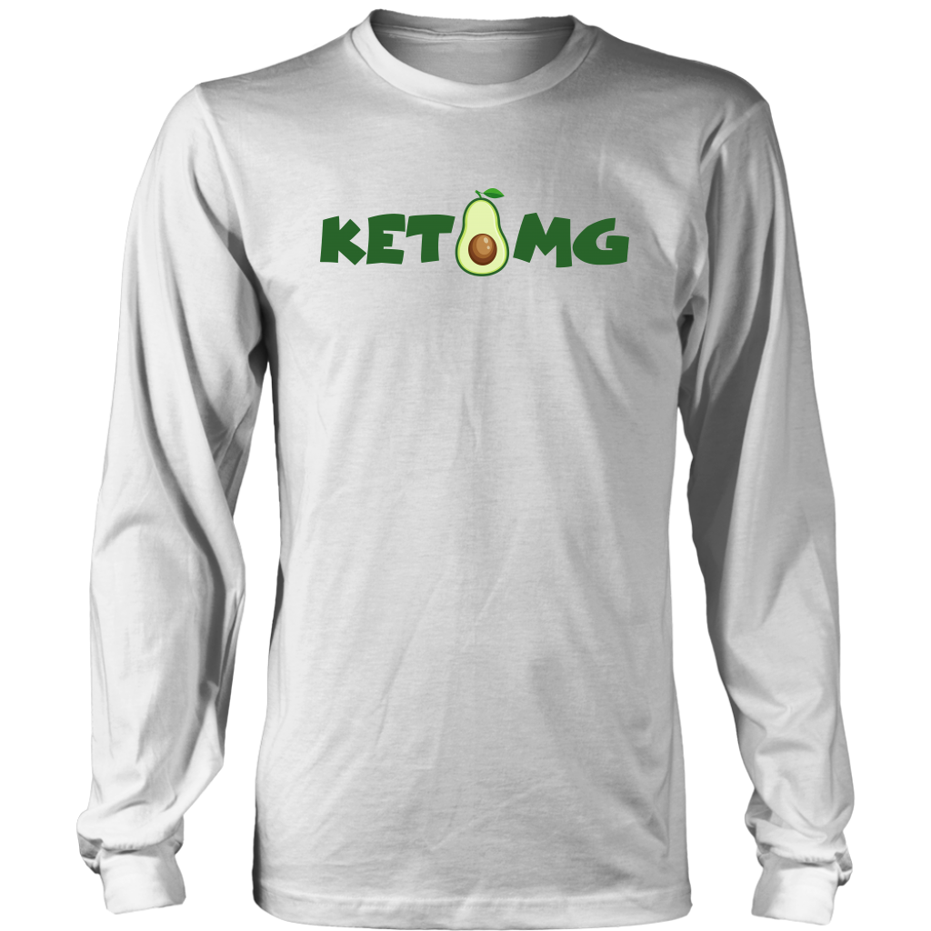 Keto OMG - Long Sleeve Shirt