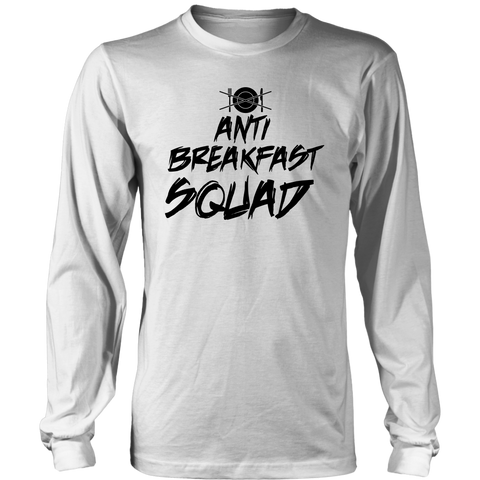 Image of Anti Breakfast Squad - Long Sleeve Shirt