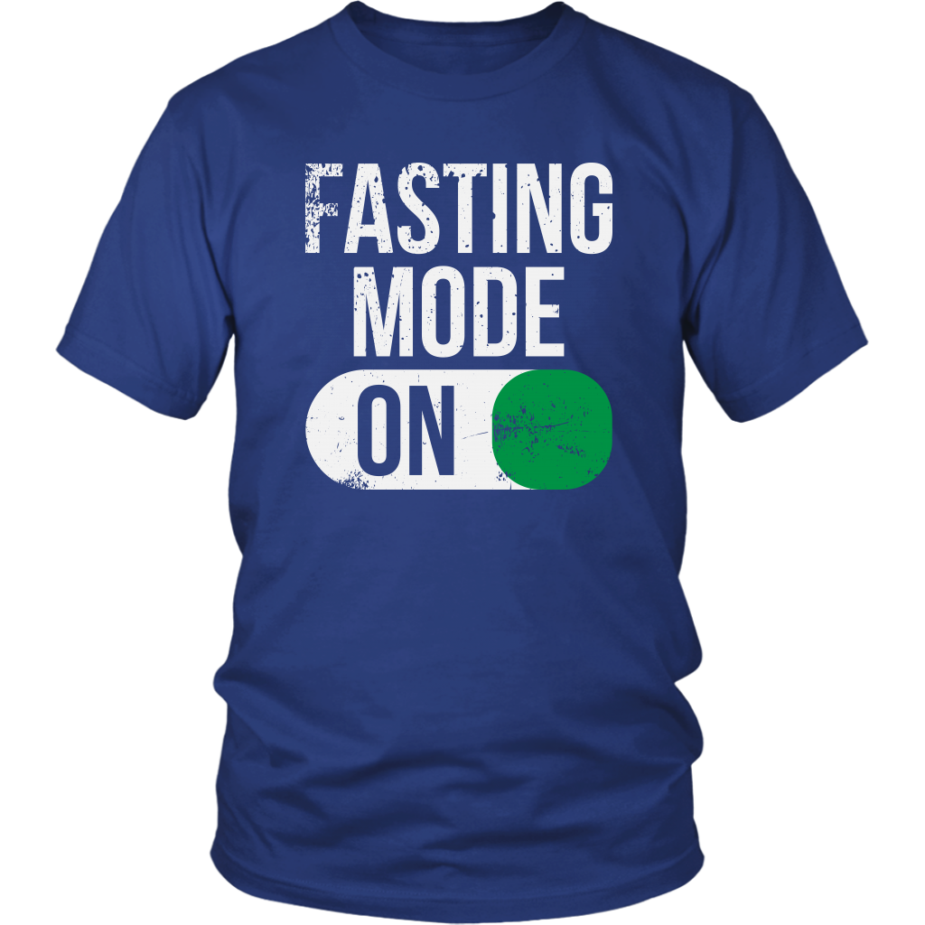 Fasting Mode ON - Unisex Shirt