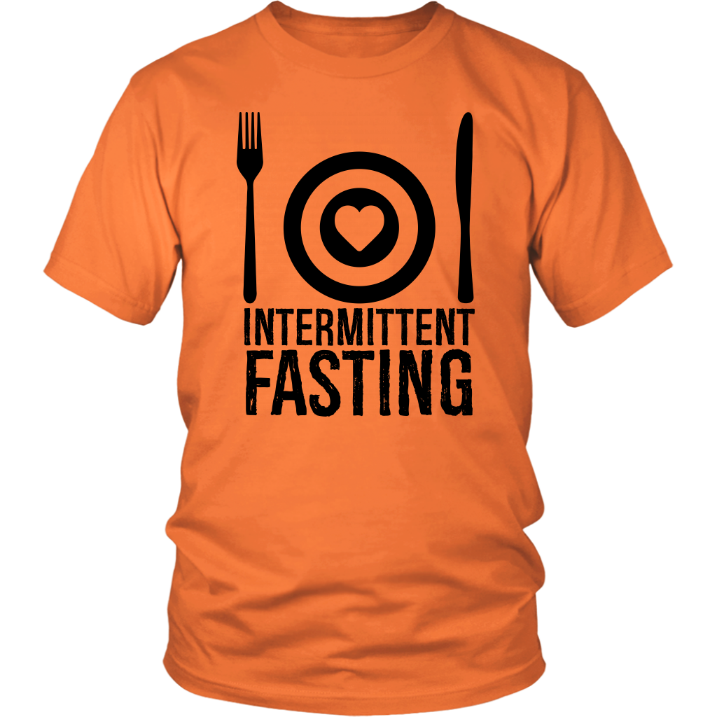 Intermittent Fasting Dish - Unisex Shirt