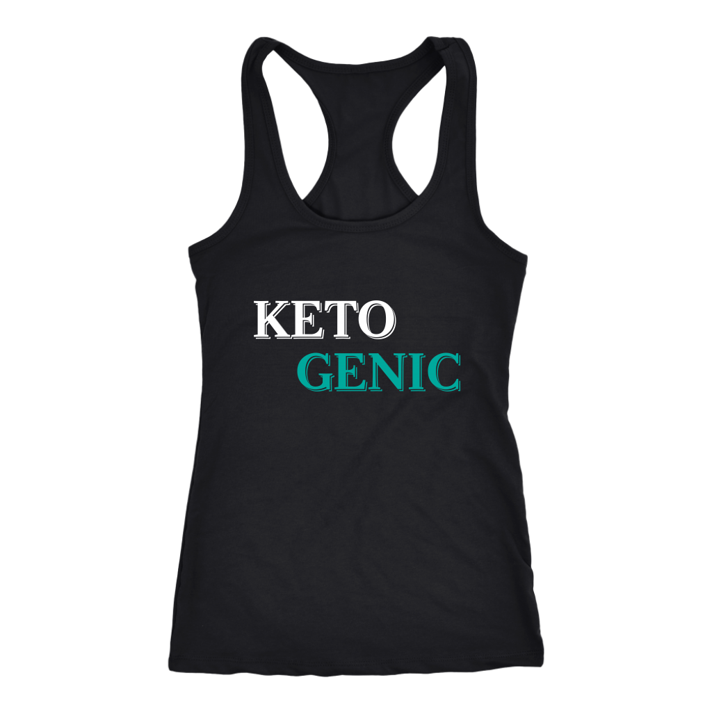 Ketogenic - Racerback Tank