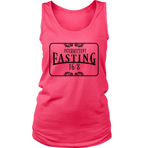 Image of Intermittent Fasting 16/8 - Womens Tank