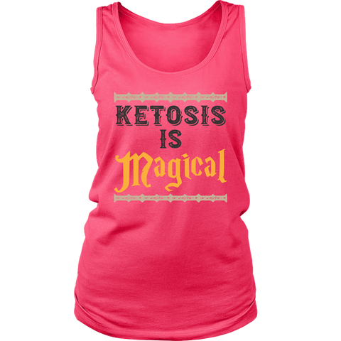 Image of Ketosis Is Magical - Womens Tank