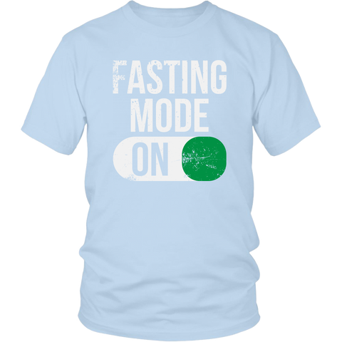 Image of Fasting Mode ON - Unisex Shirt