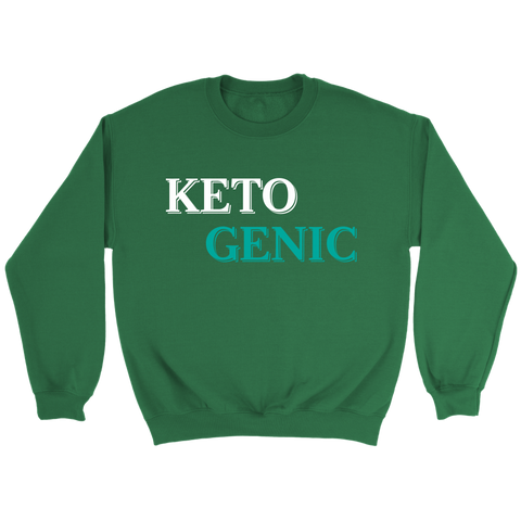 Image of Ketogenic - Crewneck Sweatshirt