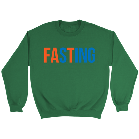 Fasting - Crewneck Sweatshirt