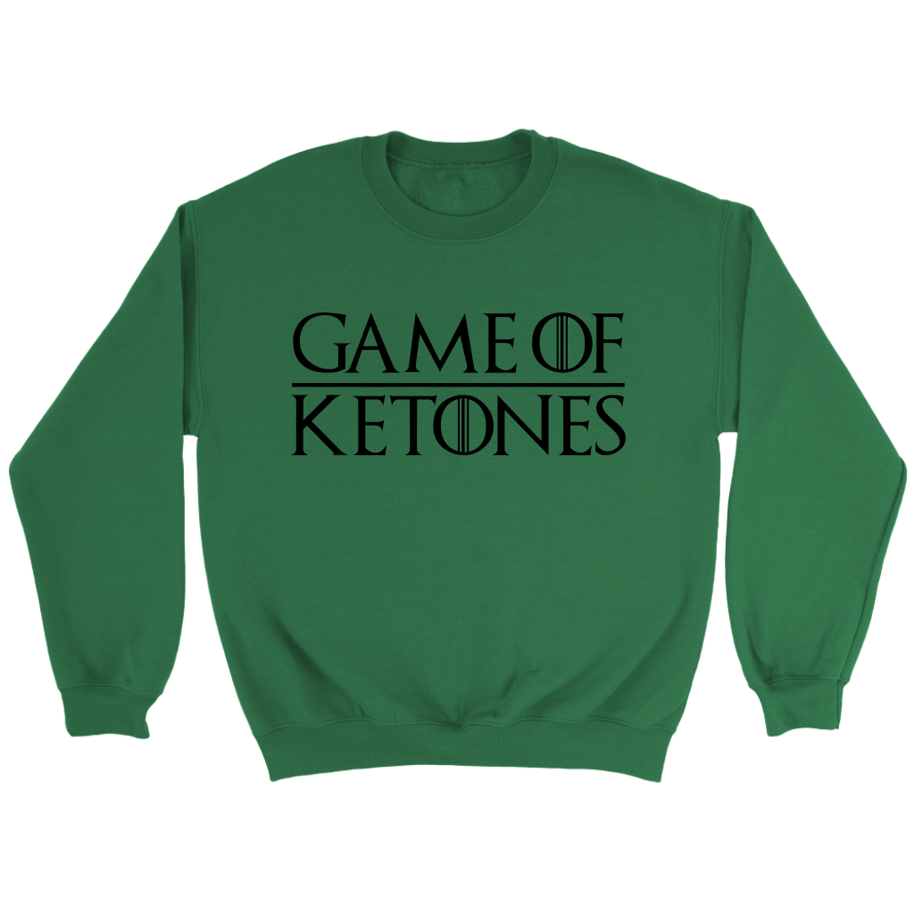 Games Of Ketones - Crewneck Sweatshirt