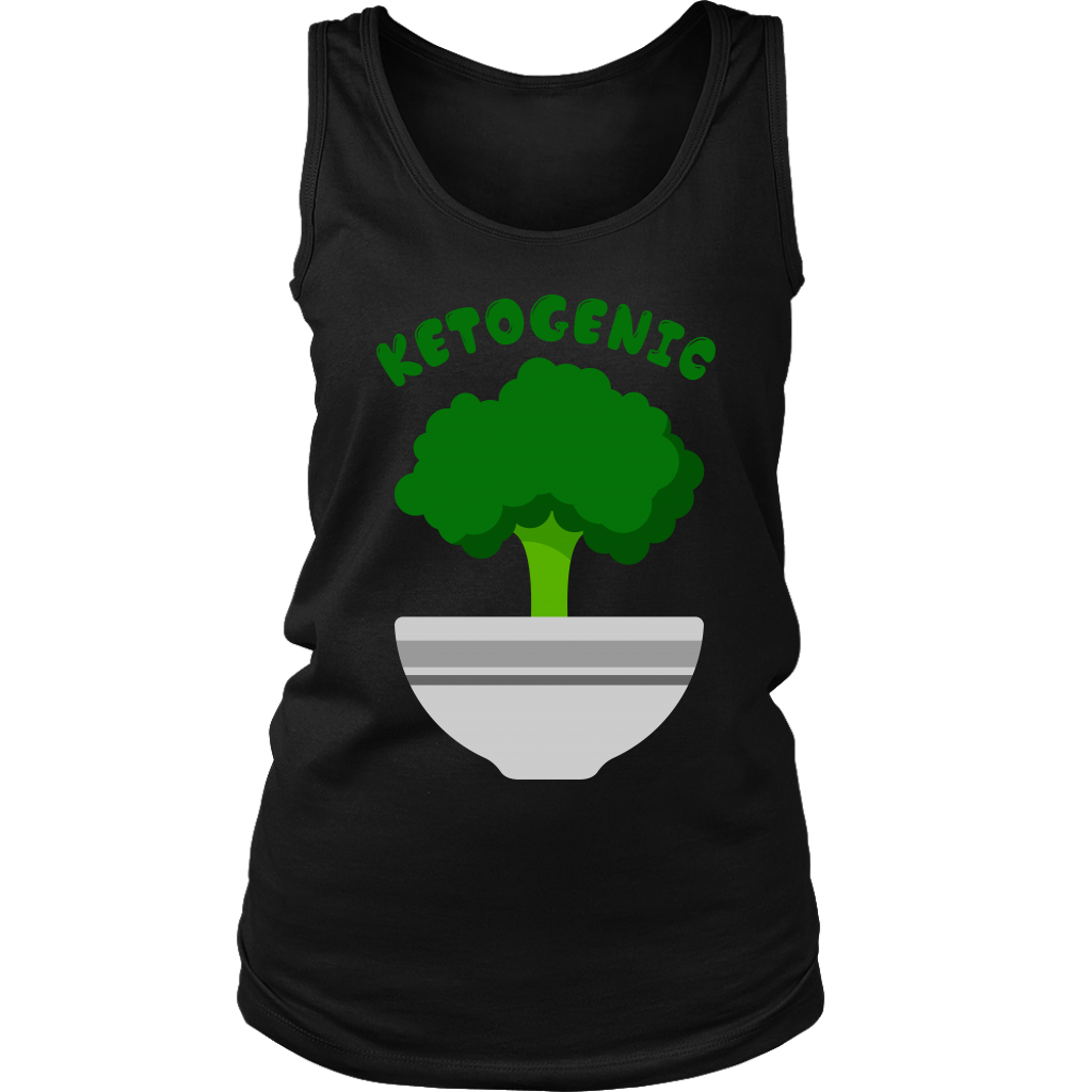 Ketogenic Bowl - Womens Tank
