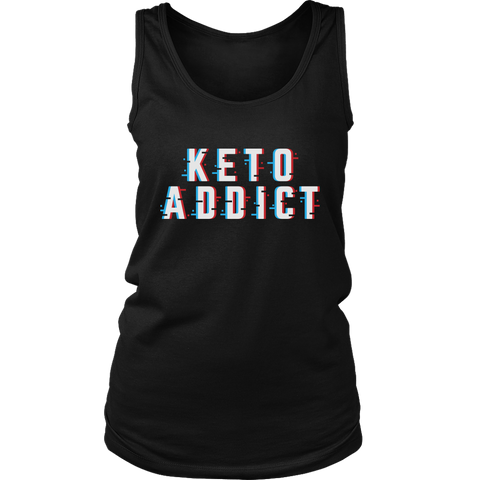 Image of Keto Addict - Womens Tank
