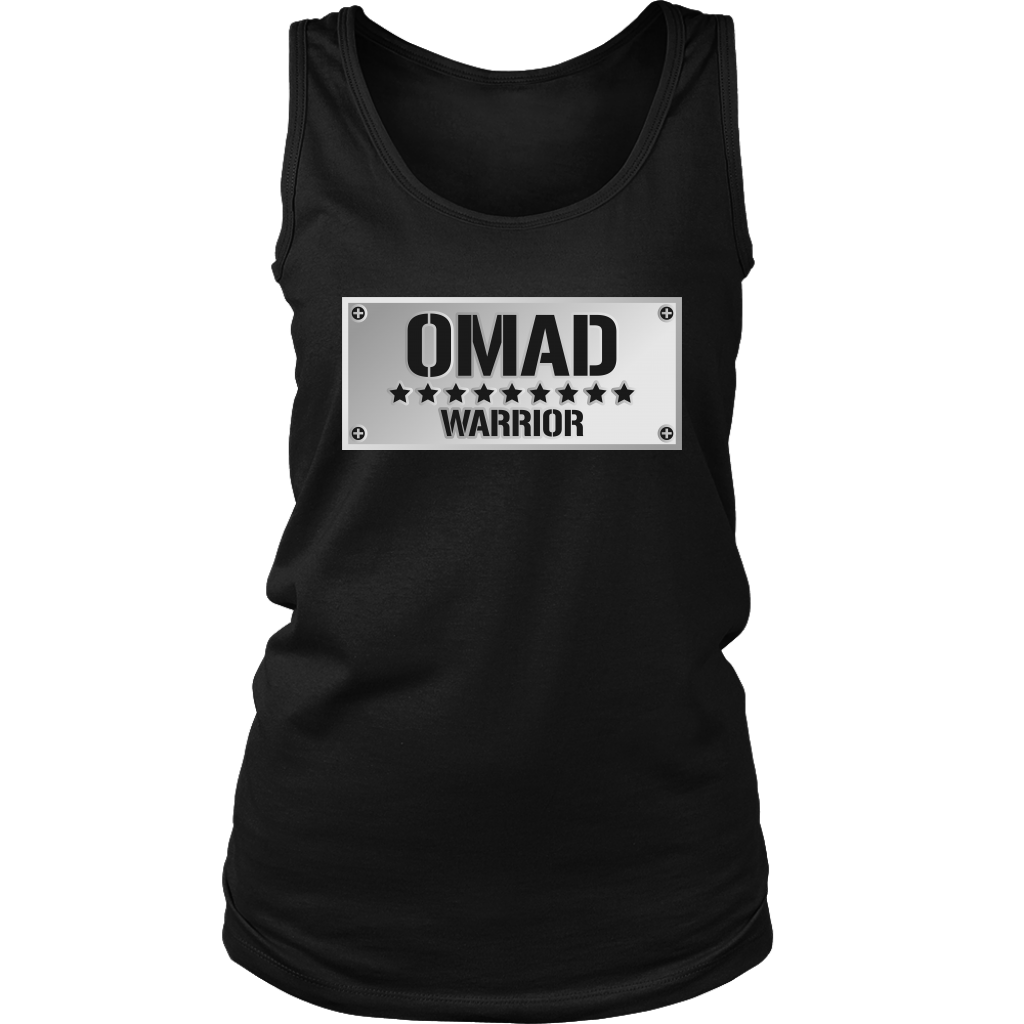 OMAD Warrior - Womens Tank
