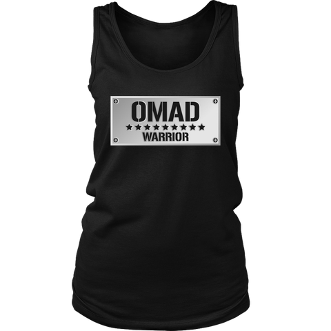 Image of OMAD Warrior - Womens Tank