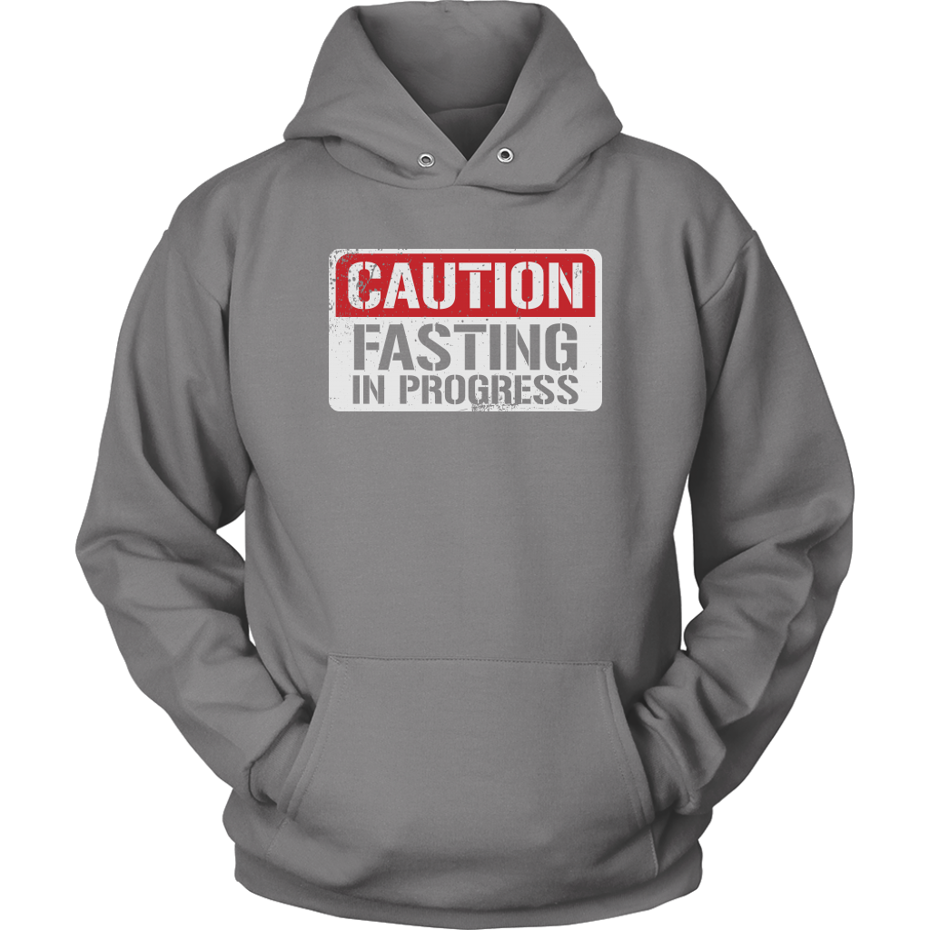 CAUTION Fasting In Progress - Unisex Hoodie