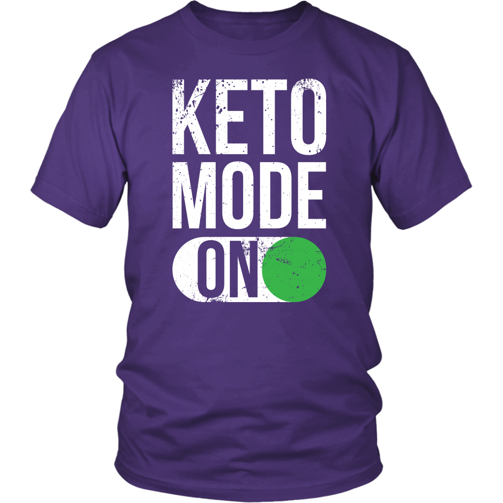 Keto Mode ON - Unisex Shirt
