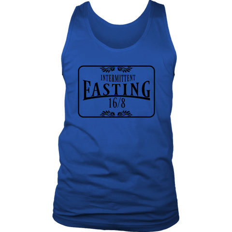 Image of Intermittent Fasting 16/8 - Mens Tank