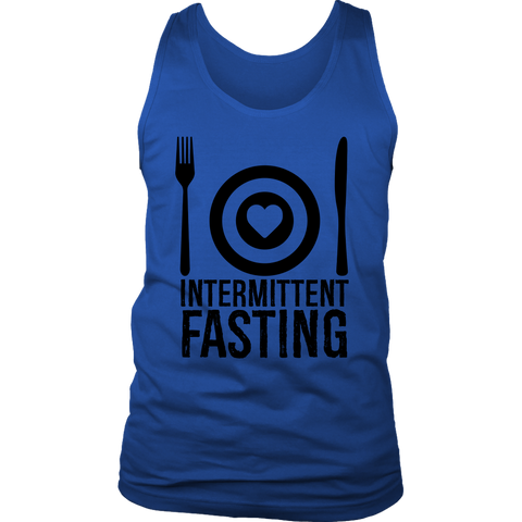Intermittent Fasting Dish - Mens Tank