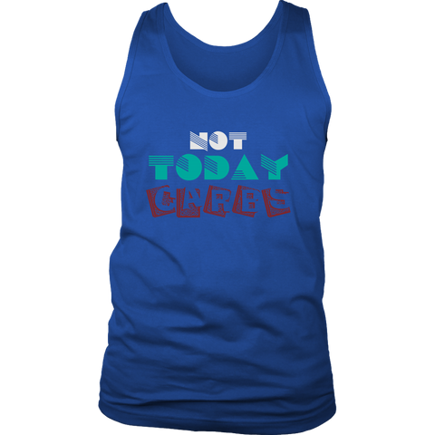 Image of NOT Today Carbs - Mens Tank