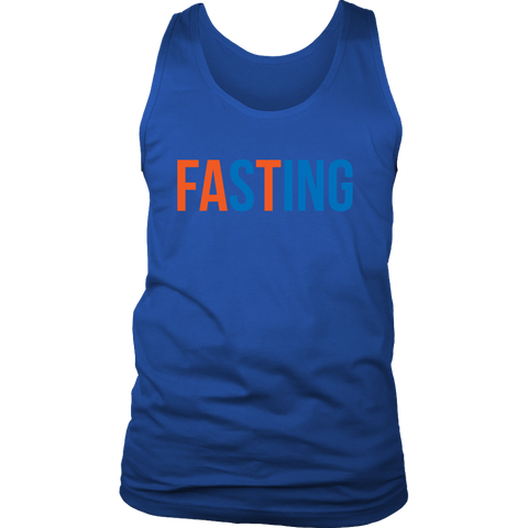 Image of Fasting - Mens Tank