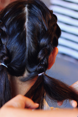 Hair How To Infinity Braid Crazybeautiful