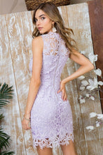 Load image into Gallery viewer, Leona Dress - Lavender