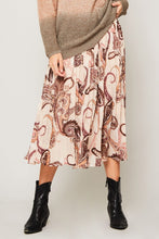 Load image into Gallery viewer, Darla Midi Skirt - Beige<br>***ONLY 2 LEFT***