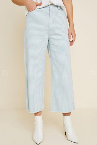 Archie Wide Leg Denim