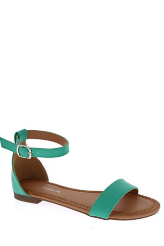 Honey Sandal - Mint