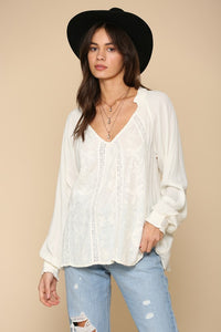 Heaven In Hiding Blouse