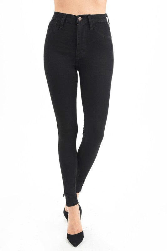Hepburn Black Denim