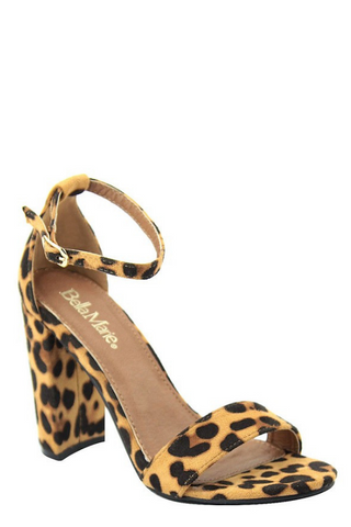 Margot Heel - Leopard