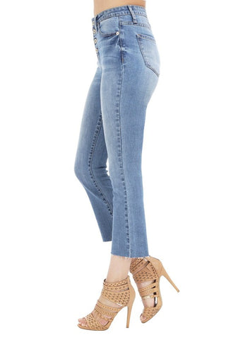 Kelly Cropped Denim