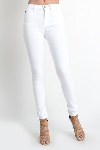White Out Skinnies