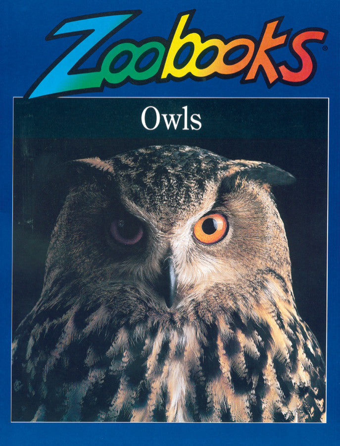 Owls by Zoobooks