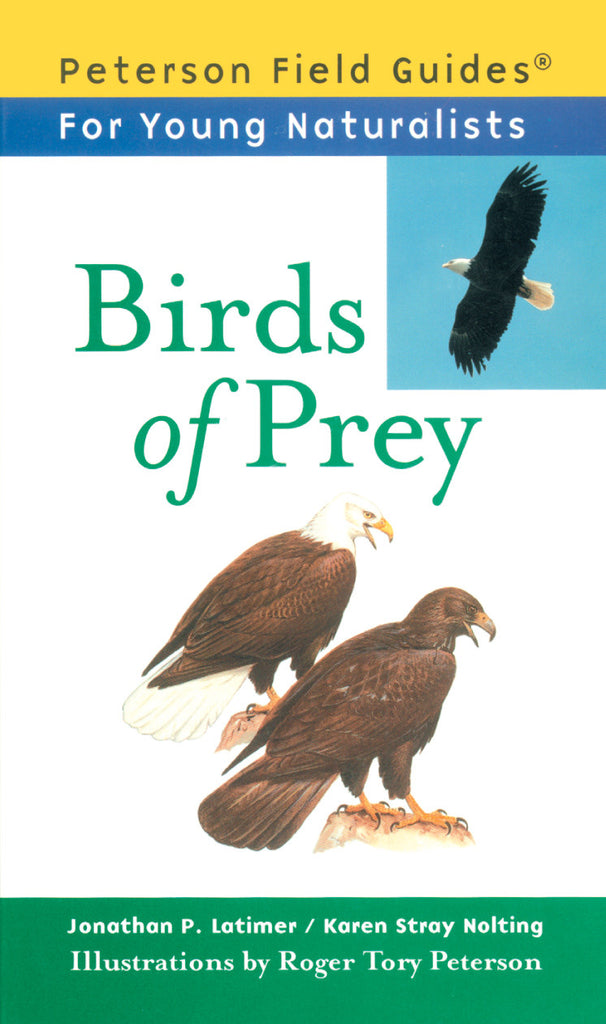Peterson Field Guide - Birds of Prey