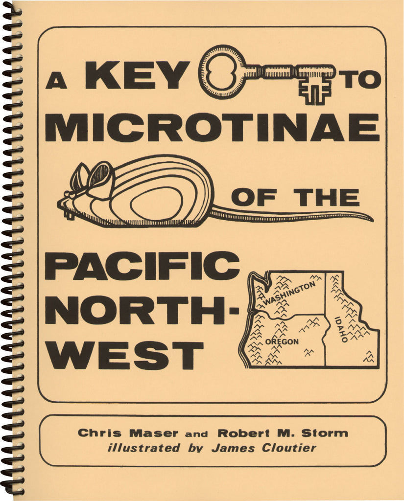 Key to Microtinae of the Pacific Northwest