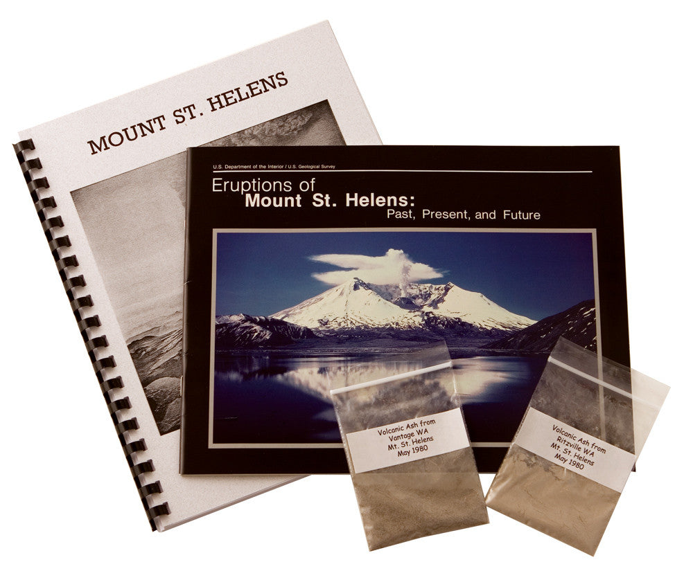 Mt. St. Helens Activity Kit