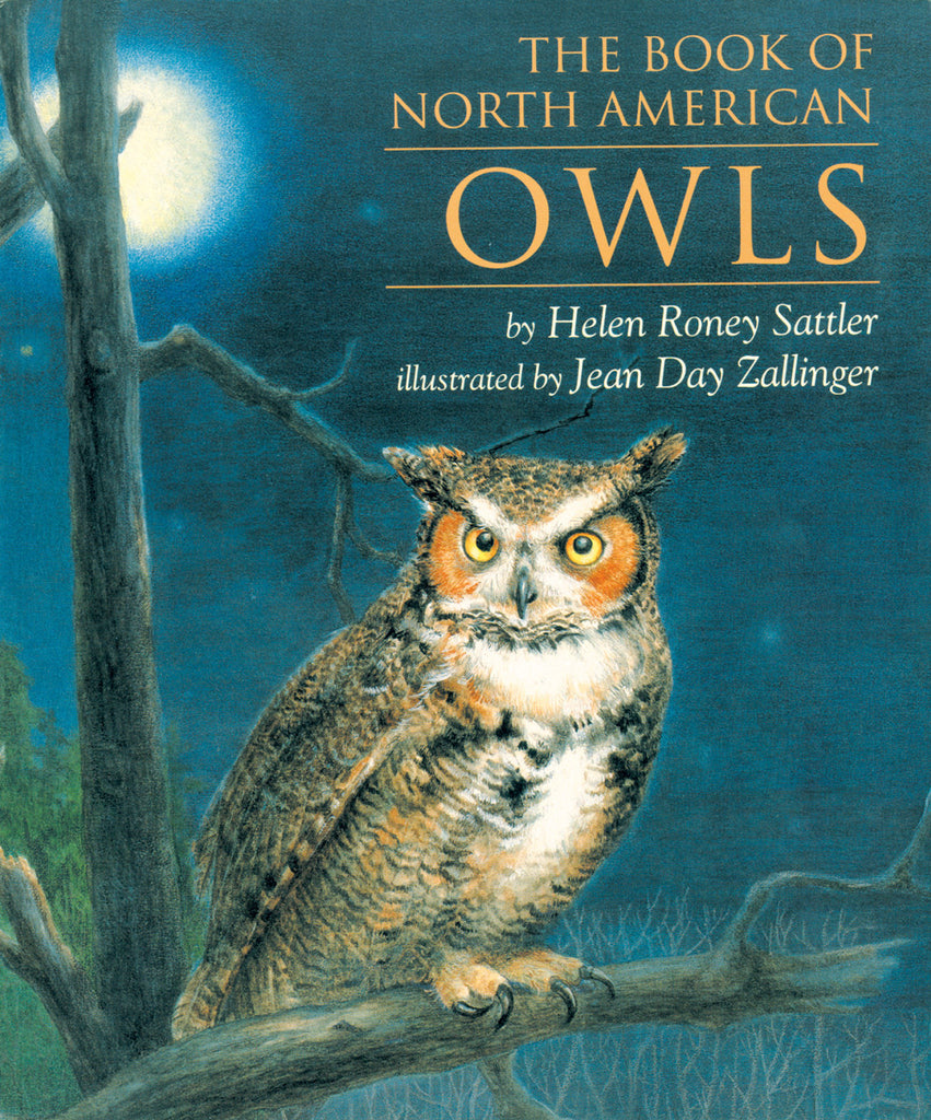 Book of North American Owls