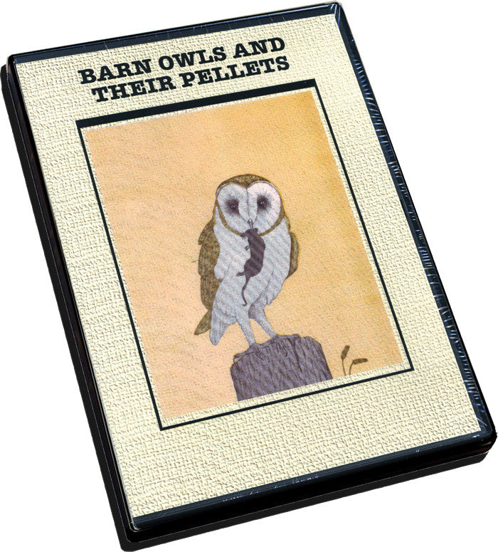 Owls & Their Pellets Video (VHS)