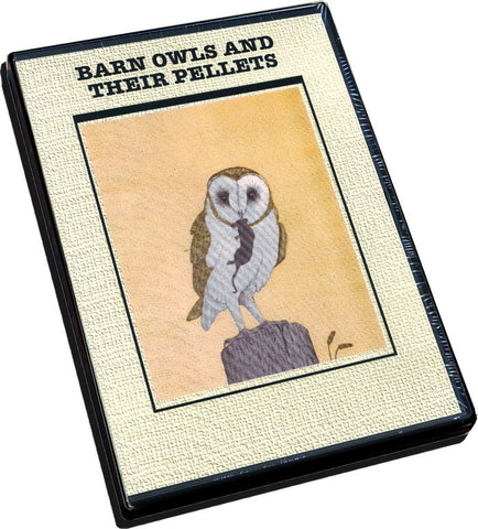 Owls & Their Pellets Video (DVD)