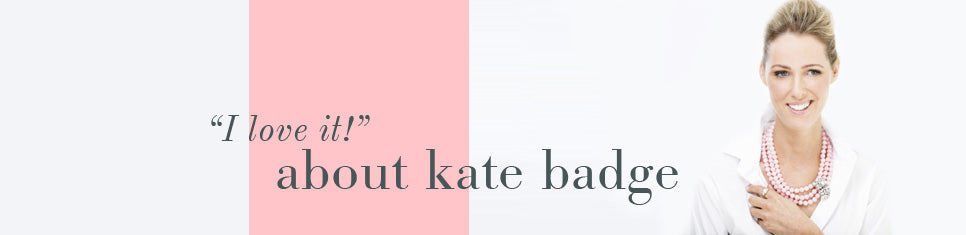 about kate badge jewellery