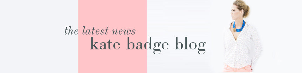 kate badge jewellery blog