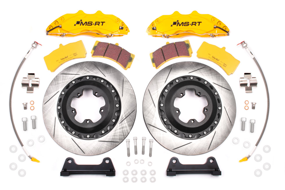 MS-RT Transit Custom Yellow Performance Brakes (2014 - 2018)