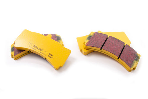 MS-RT Transit Custom EBC Big Brake Pads