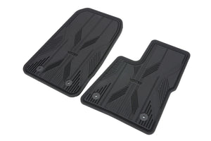 MS-RT Transit Custom Rubber Mats (Auto)