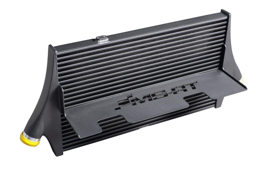 MS-RT Transit Custom Intercooler (Black) and Hoses