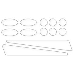 3M Optically Clear Protection Kit