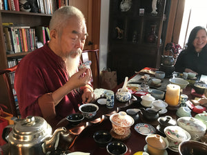 Ming Dynasty Chinese Tea Ceremony