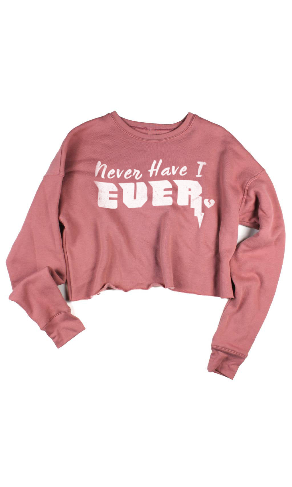 NEVER SWEATER