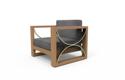 Noir Lounge Chair